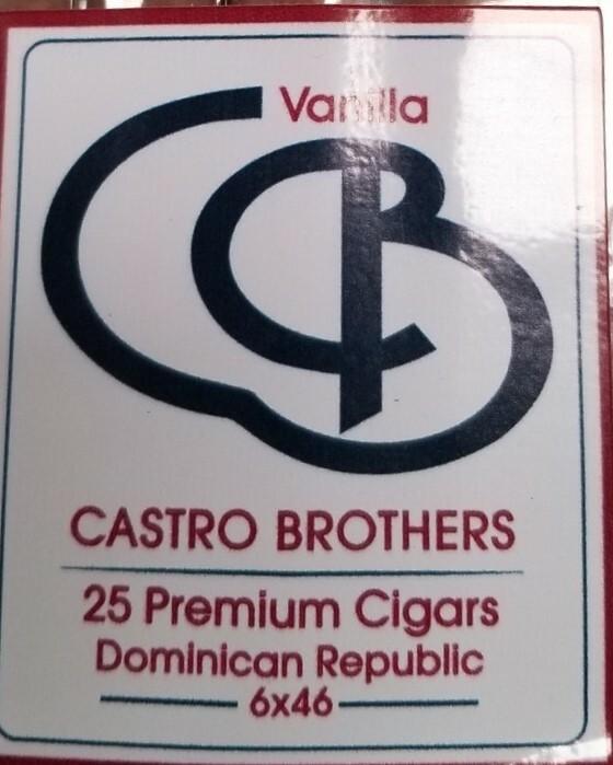 Castro Brothers Vanilla