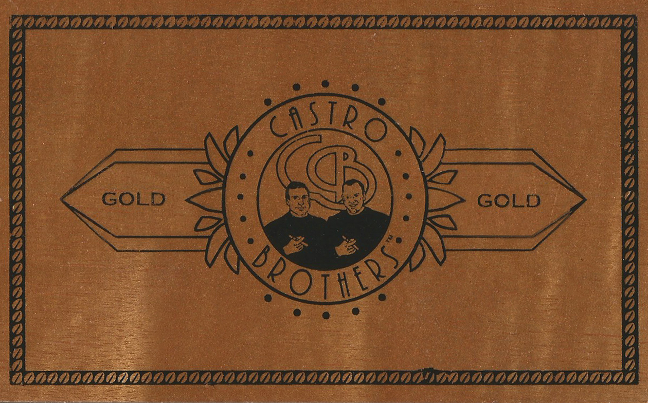 Castro Brothers Gold